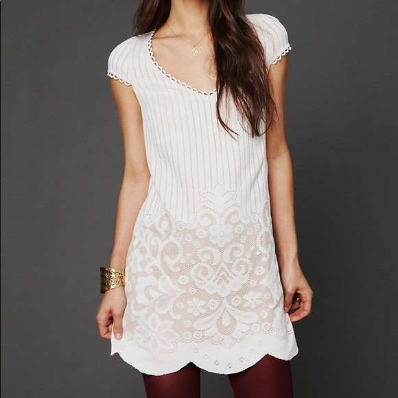 Free People Dresses & Skirts - FP New Romantics Speak Easy Shift Dress